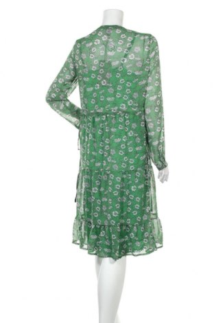 Рокля Culture, Размер M, Цвят Зелен, Полиестер, Цена 66,75лв.