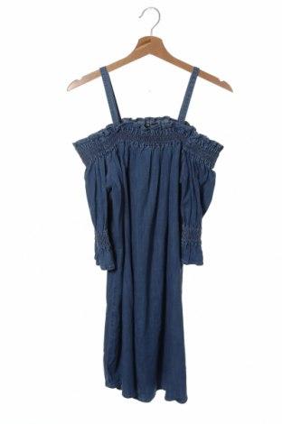 Šaty  Gas, Velikost XS, Barva Modrá, 99% bavlna, 1% elastan, Cena  593,00Kč