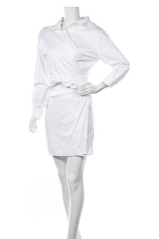 Šaty  Guess, Velikost M, Barva Bílá, 97% bavlna, 3% elastan, Cena  1761,00Kč