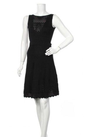 Šaty  Guess By Marciano, Velikost S, Barva Černá, 65% viskóza, 35% polyamide, Cena  1100,00Kč