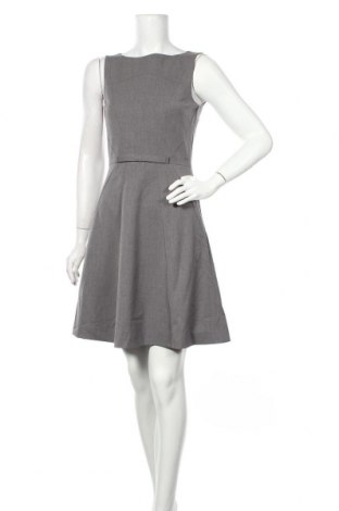 Šaty  H&M, Velikost S, Barva Šedá, 63% polyester, 33% viskóza, 4% elastan, Cena  494,00Kč