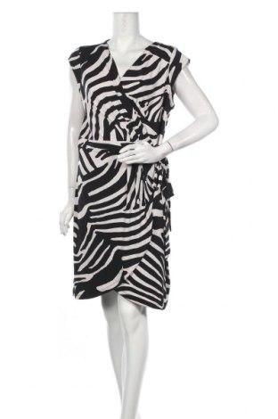 Φόρεμα H&M, Μέγεθος L, Χρώμα Μαύρο, 95% πολυεστέρας, 5% ελαστάνη, Τιμή 14,84€