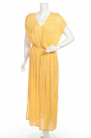 Φόρεμα Kaffe, Μέγεθος M, Χρώμα Κίτρινο, Τιμή 25,08€