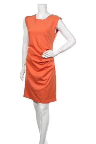 Φόρεμα Kaffe, Μέγεθος M, Χρώμα Πορτοκαλί, Τιμή 30,72€