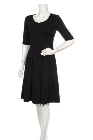 Šaty  Lindex, Velikost S, Barva Černá, 72% viskóza, 20% polyester, 8% elastan, Cena  430,00Kč