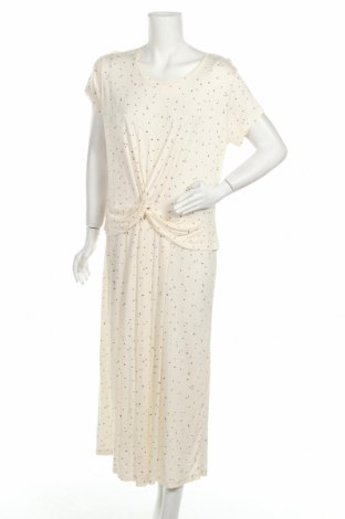 Φόρεμα Lounge Nine, Μέγεθος M, Χρώμα Εκρού, Τιμή 48,71€