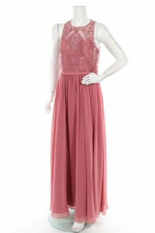 Φόρεμα Mascara, Μέγεθος L, Χρώμα Ρόζ , Πολυεστέρας, Τιμή 85,97€