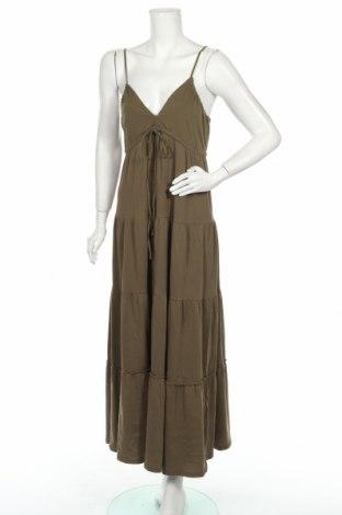 Φόρεμα Replay, Μέγεθος L, Χρώμα Πράσινο, Βαμβάκι, Τιμή 29,69€