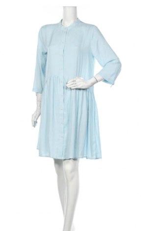 Φόρεμα Saint Tropez, Μέγεθος L, Χρώμα Μπλέ, Πολυεστέρας, Τιμή 24,16€