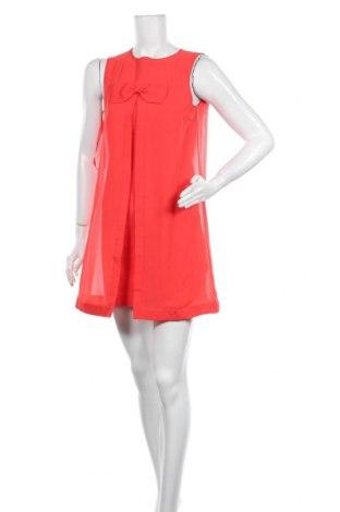 Šaty  Ted Baker, Velikost S, Barva Oranžová, Polyester, Cena  988,00Kč