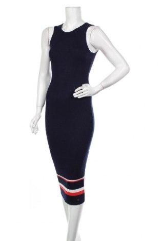 Šaty  Tom Tailor, Velikost S, Barva Modrá, 80% viskóza, 20% polyamide, Cena  681,00Kč
