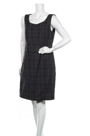 Φόρεμα Tom Tailor, Μέγεθος XL, Χρώμα Γκρί, 98% βαμβάκι, 2% ελαστάνη, Τιμή 23,38€