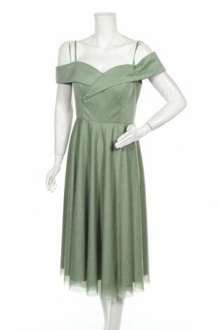 Φόρεμα Troyden, Μέγεθος L, Χρώμα Πράσινο, Πολυεστέρας, Τιμή 73,07€