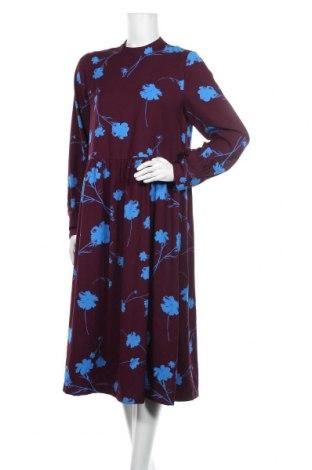 Šaty  Vero Moda, Velikost L, Barva Fialová, Polyester, Cena  446,00Kč