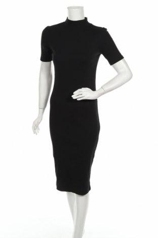 Rochie Zara, Mărime M, Culoare Negru, 95% bumbac, 5% elastan, Preț 143,09 Lei