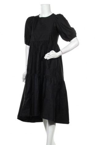 Φόρεμα Zara, Μέγεθος S, Χρώμα Μαύρο, Τιμή 36,65€