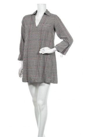 Φόρεμα Zara, Μέγεθος S, Χρώμα Πολύχρωμο, 61% πολυεστέρας, 39% βαμβάκι, Τιμή 16,70€