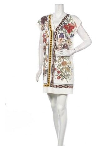 Φόρεμα Zara, Μέγεθος M, Χρώμα Λευκό, 97% πολυεστέρας, 3% ελαστάνη, Τιμή 17,17€