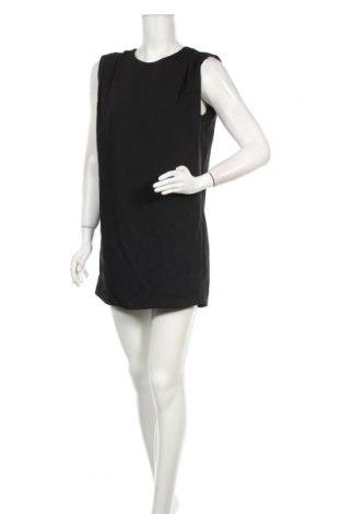 Рокля Zara, Размер S, Цвят Черен, Полиестер, Цена 24,15лв.