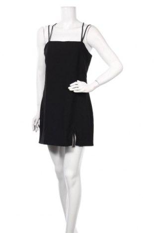 Рокля Zara, Размер M, Цвят Черен, Полиестер, Цена 20,65лв.