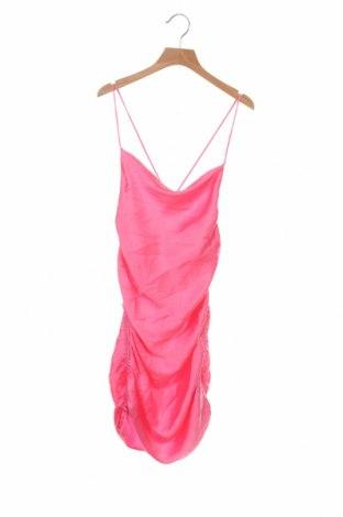 Φόρεμα Zara, Μέγεθος XS, Χρώμα Ρόζ , Πολυεστέρας, Τιμή 12,45€