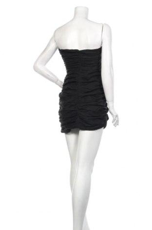 Рокля Zara, Размер M, Цвят Черен, Полиестер, Цена 23,60лв.