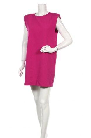 Φόρεμα Zara, Μέγεθος M, Χρώμα Ρόζ , 90% πολυεστέρας, 10% ελαστάνη, Τιμή 12,45€