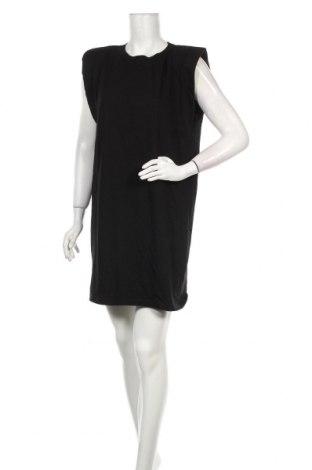Φόρεμα Zara, Μέγεθος M, Χρώμα Μαύρο, Βαμβάκι, Τιμή 18,25€