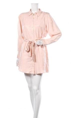 Φόρεμα Zara, Μέγεθος S, Χρώμα Ρόζ , Πολυεστέρας, Τιμή 25,13€