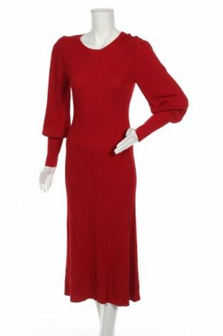 Šaty  Zara, Velikost M, Barva Černá, 65% viskóza, 35% polyamide, Cena  574,00Kč
