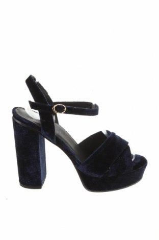 Sandály V 1969 Italia, Velikost 37, Barva Modrá, Textile , Cena  789,00Kč