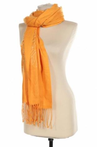 Κασκόλ Comma,, Χρώμα Πορτοκαλί, Πολυεστέρας, Τιμή 12,47€