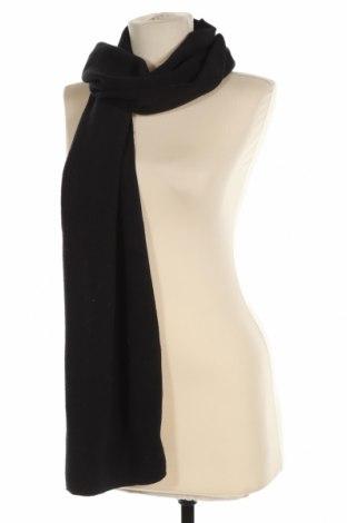Κασκόλ Lacoste, Χρώμα Μαύρο, Πολυεστέρας, Τιμή 12,93€