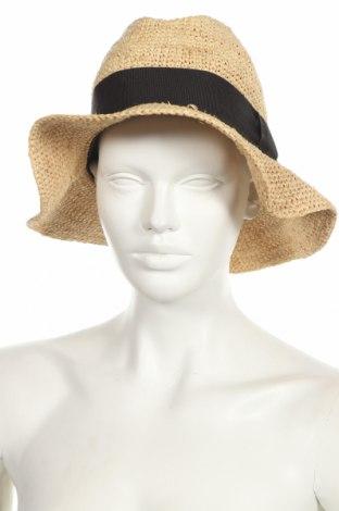Καπέλο Max Mara, Χρώμα  Μπέζ, Κλωστοϋφαντουργικά προϊόντα, Τιμή 54,74€