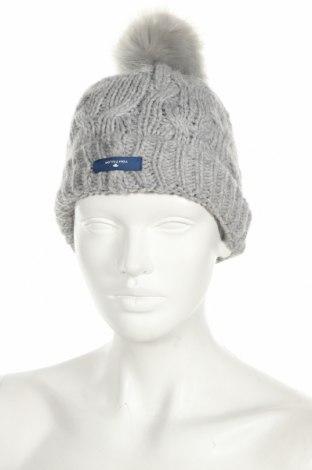Καπέλο Tom Tailor, Χρώμα Γκρί, Πολυακρυλικό, Τιμή 14,39€