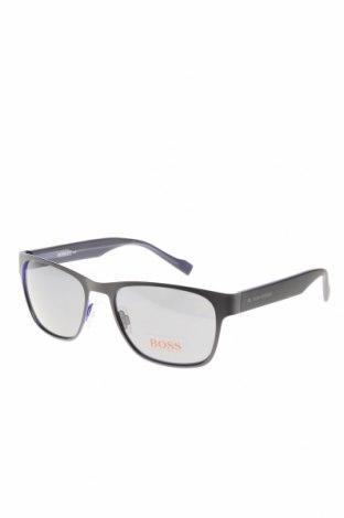 Слънчеви очила Boss Orange, Цвят Син, Цена 141,75лв.
