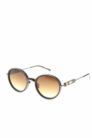 Слънчеви очила Calvin Klein 205W39NYC, Цвят Черен, Цена 234,72лв.