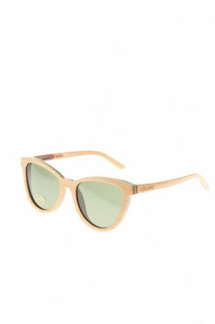 Слънчеви очила Colorz, Цвят Бежов, Цена 64,22лв.