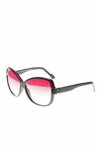 Слънчеви очила Courreges, Цвят Черен, Цена 126,75лв.
