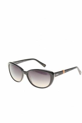 Слънчеви очила Fossil, Цвят Черен, Цена 87,45лв.