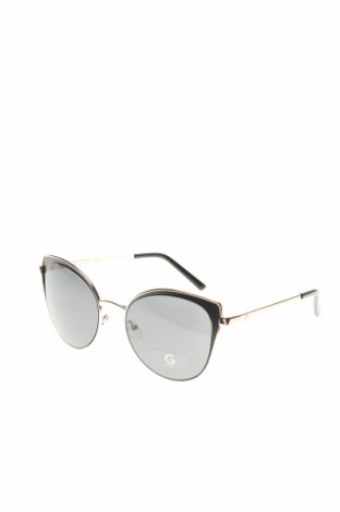 Слънчеви очила Guess, Цвят Златист, Цена 85,40лв.