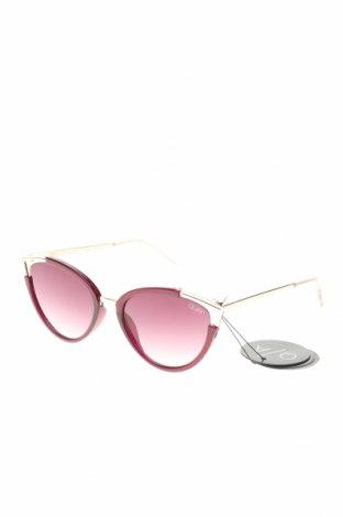 Слънчеви очила QUAY, Цвят Лилав, Цена 66,75лв.