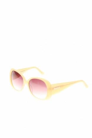 Слънчеви очила Reebok, Цвят Бежов, Цена 42,72лв.