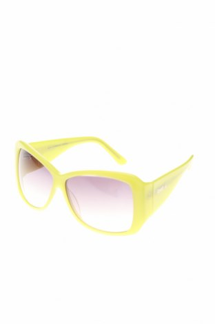 Слънчеви очила Reebok, Цвят Жълт, Цена 66,75лв.