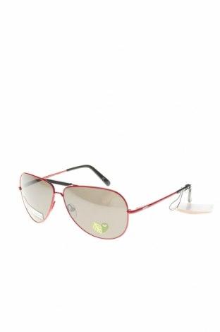 Слънчеви очила Roxy, Цвят Червен, Цена 42,72лв.