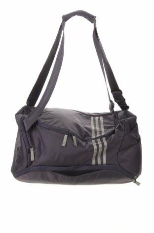 Τσάντα ταξιδίου Adidas, Χρώμα Γκρί, Κλωστοϋφαντουργικά προϊόντα, Τιμή 25,98€