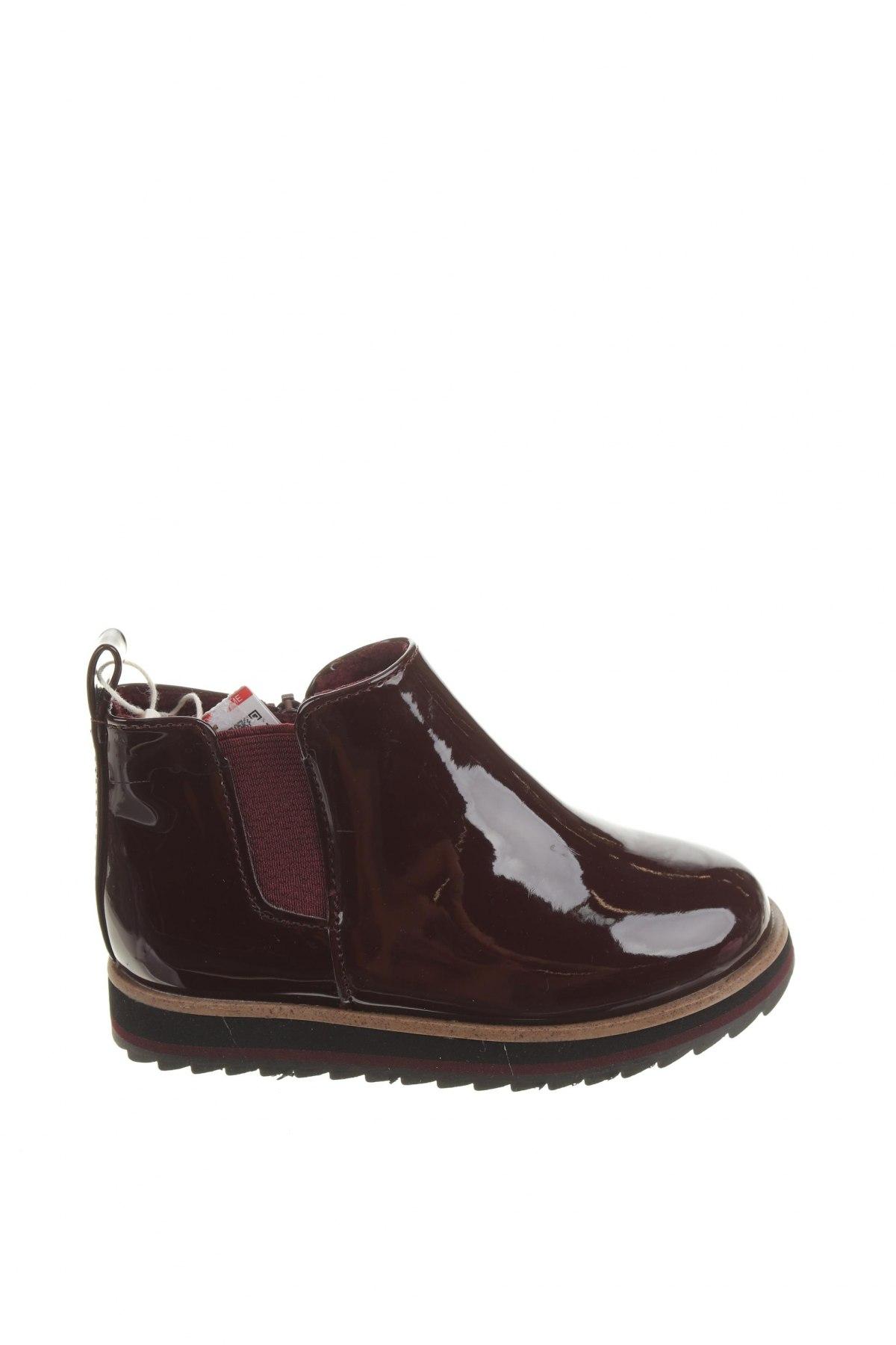 Детски обувки Zara, Размер 23, Цвят Лилав, Еко кожа, Цена 39,00лв.