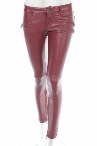 Damskie skórzane spodnie Amisu