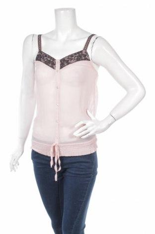Γυναικείο αμάνικο μπλουζάκι Full Tilt, Μέγεθος M, Χρώμα Ρόζ , 100% πολυεστέρας, Τιμή 2,94€