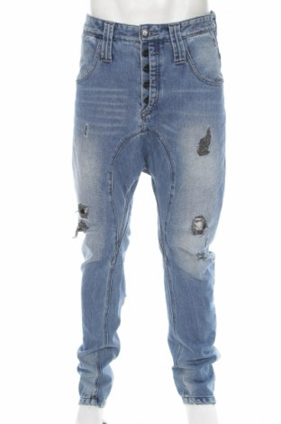 Męskie jeansy Humor